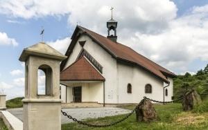 Kaplica pw. św. Rafała Kalinowskiego w Rudnie