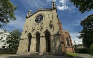Kościół pw. św. Marcina z Tours w Krzeszowicach